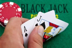 Blackjack w casino club online